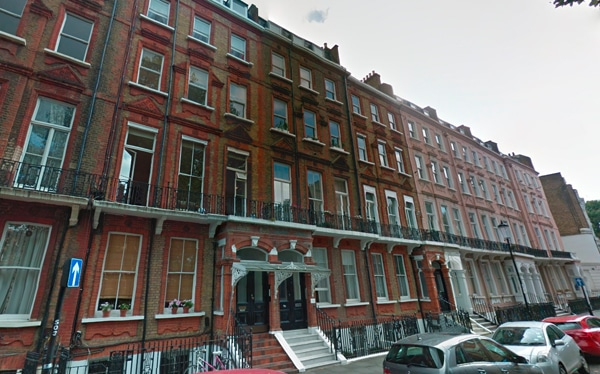 Bridge loan for acquisition of freehold and conversion of bridge loan to refurbishment finance, Nevern Sqaure SW5