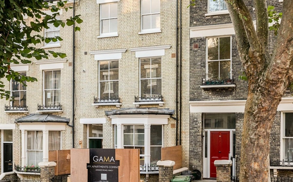 Arrangement of investment  loan for acquisition, Ainger Road NW3