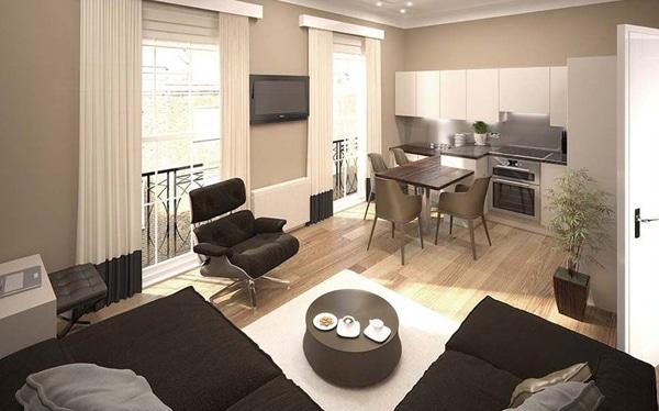 High-end residential development finance, York Street W2
